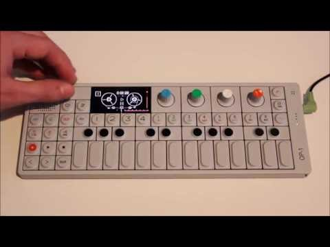 """Wumpa Fruit Smoothie"" - KS - [Teenage Engineering OP-1]"