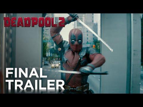 Deadpool 2   Final Trailer   Fox Star India   May 18