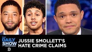 The Unraveling of Jussie Smollett's Hate Crime Claims   The Daily Show