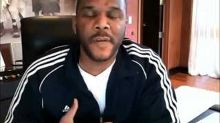 How To Be SUCCESSFUL by Tyler Perry