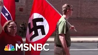 Richard Painter: 'This Is The Face Of Fascism In The U.S.'   AM Joy   MSNBC