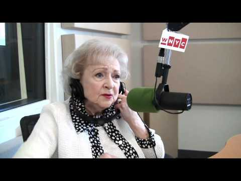 Betty White Speaks with Leonard Lopate