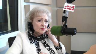 Betty White Speaks with Leonard Lopate