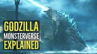 GODZILLA (MonsterVerse Creatures) EXPLAINED