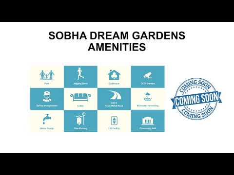 Sobha Dream Gardens Luxury Apartment Bangalore