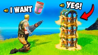 WHEN YOUR DAD *WORKS* FOR EPIC GAMES!! - Fortnite Funny Fails and WTF Moments! #1086