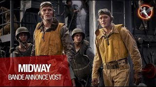 Midway :  bande-annonce 2 VOST