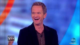 Neil Patrick Harris On His Twin's Halloween Costumes, National Coming Out Day | The View