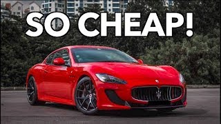 TOP 10 CHEAP CARS THAT WILL MAKE YOU LOOK RICH