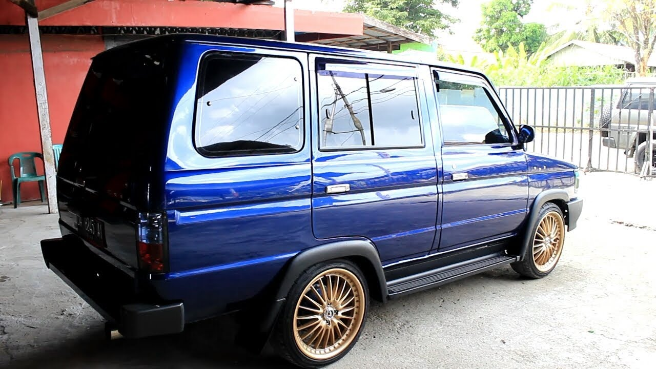 Toyota Kijang Grand Extra 1996 Sold Out