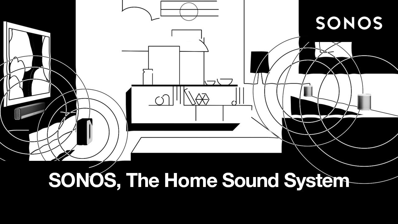 The Home Sound System Sonos Bridge Subwoofer Wiring Diagram Car Tuning Play This Video