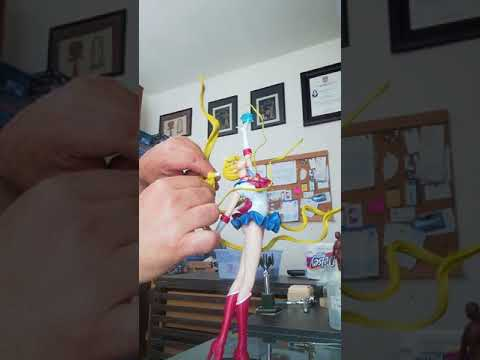 FG10198 Sailor Moon Assembling