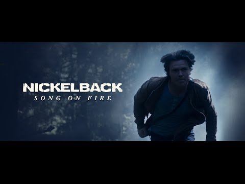 Nickelback - Song On Fire [Official Video]