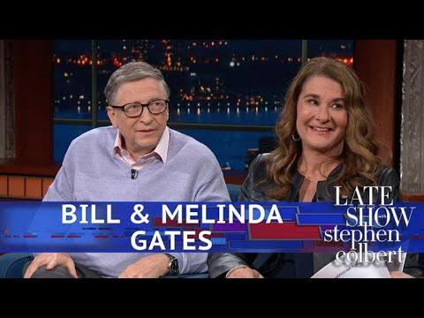 Bill & Melinda Gates Talk Taxing The Wealthy