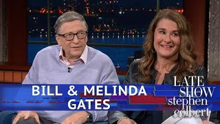 Bill & Melinda Gates Talk Taxing The Wealthy