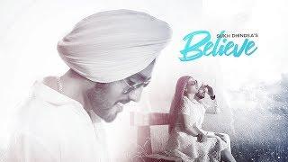 Video Believe - Sukh Dhindsa