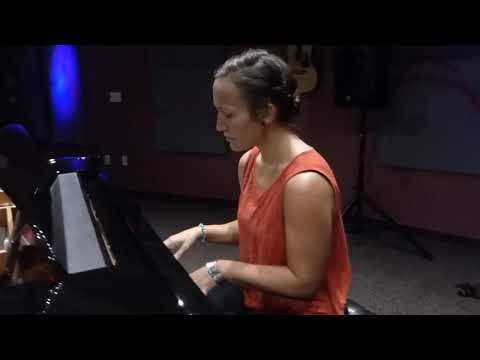 screenshot of youtube video titled Composer Mary Cuchetti | Cultivating the Wild