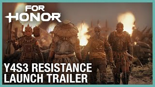 Resistance Launch Trailer preview image