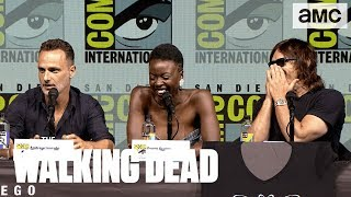 The Walking Dead: 'Andrew Lincoln vs. Norman Reedus's Muscle Car' Comic-Con 2018 Panel Highlights
