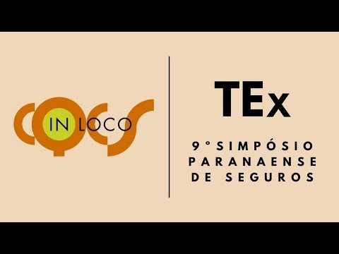 Imagem post: TEx no 9º Simpósio Paranaense de Seguros