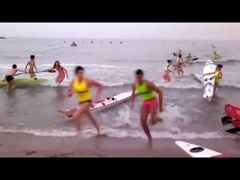 1ª Ronda Oceanman 2012 en El Campello Playa.mp4