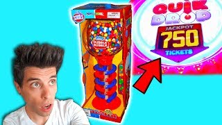 Can I Win It? GIANT Gumball Machine!