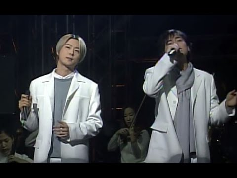 Lee Jee-hoon&Shin Hye-sung - Doll, 이지훈&신혜성 - 인형, Music Camp 20010203