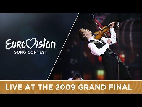 Alexander Rybak - Fairytale (Norway) Live 2009 Eurovision Song Contest