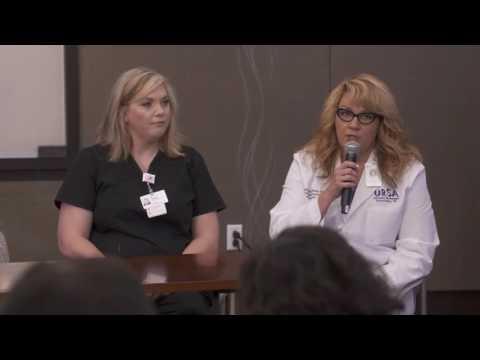 Shetamia Taylor Press Conference at Baylor University Medical Center - July 10, 2016