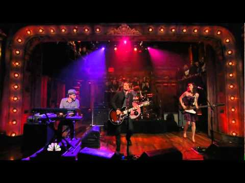 Silversun Pickups - The Royal We (Live at Late Night)