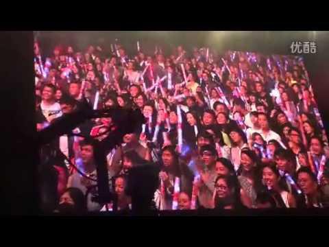 20141124 周杰倫魔天倫世界巡迴演唱會香港站-楓+暗號