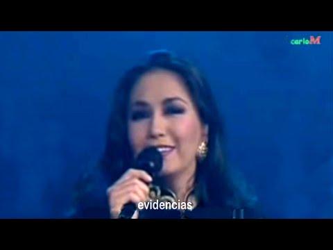 EVIDENCIAS (con letra) Ana Gabriel