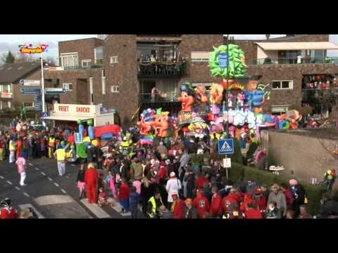 Optocht Prinsenbeek 2014 deel 6