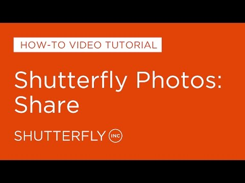 Shutterfly Photos: Share