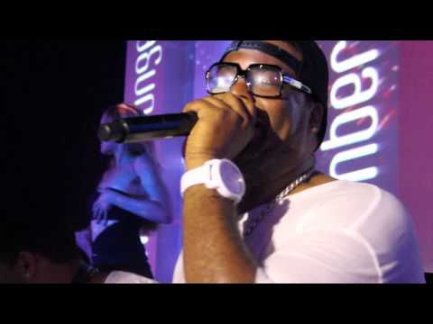 Big Ali at Amber Lounge Monaco