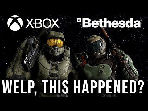So, Microsoft Is Buying Bethesda