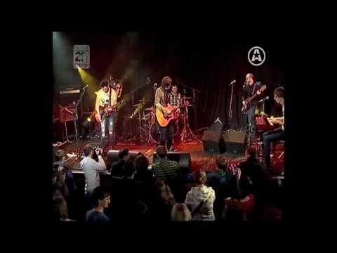 Чебоза - Закрой мне глаза (live на А1)