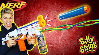NERF SILLY STRING MOD!!