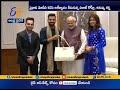 Virat Kohli & Anushka Sharma Meet PM Modi