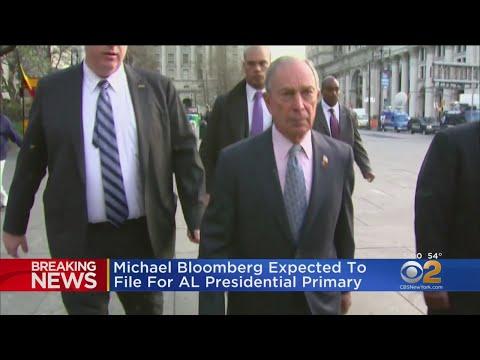 Former Mayor Michael Bloomberg Reconsidering 2020 Presidential Run