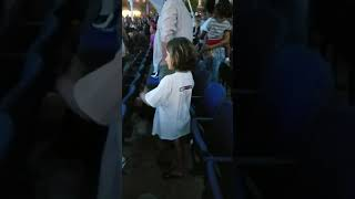 Wrenie Bird Kidz Bop Concert Imagine Dragons Thunder Dancing
