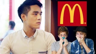 EMOTIONAL GAY COMMERCIALS - Gay Couple REACTION