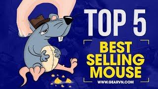 5 chuột chơi game bán chạy nhất 2018 | GVN TOP CHOICE #3