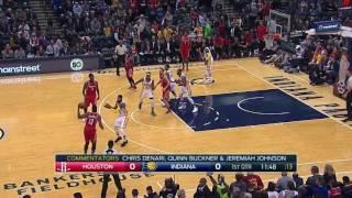 The Rockets Offense Is Basketball Art