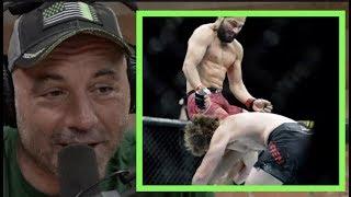 Joe Rogan on Jorge Masvidal's STUNNING KO of Ben Askren