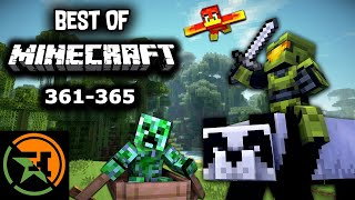 The Very Best of Minecraft | 361-365 | Achievement Hunter Funny Moments