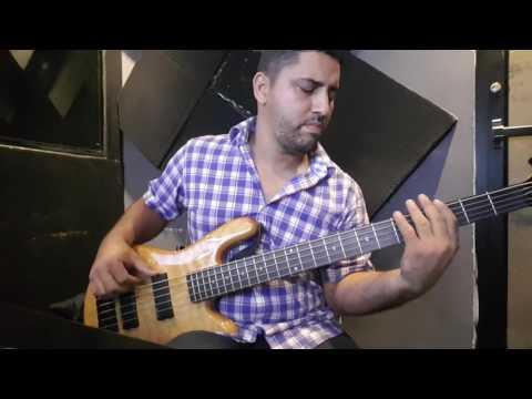 Marc Anthony bass cover - Celos - Josue Cuestas