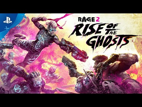 'Rise of the Ghosts' trailer