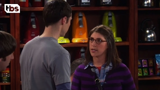 Meeting Amy Farrah Fowler | The Big Bang Theory | TBS
