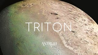 Our Solar System's Moons: Triton